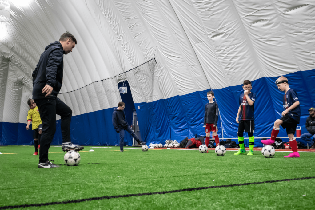 Red Deer soccer camps and training programs